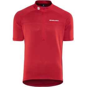 Endura Xtract II Short Sleeve Jersey Men red